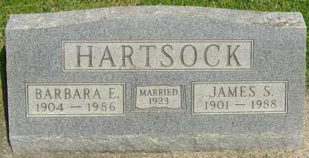HARTSOCK, BARBARA E - Montgomery County, Ohio | BARBARA E HARTSOCK - Ohio Gravestone Photos