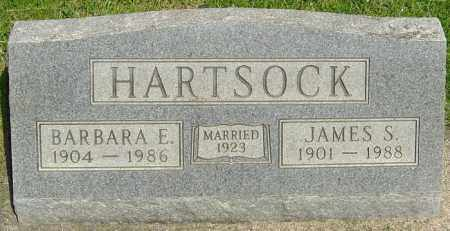 HARTSOCK, JAMES S - Montgomery County, Ohio   JAMES S HARTSOCK - Ohio Gravestone Photos