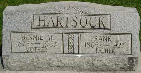 SEARS HARTSOCK, MINNIE M - Montgomery County, Ohio | MINNIE M SEARS HARTSOCK - Ohio Gravestone Photos