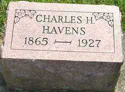 HAVENS, CHANRLES HENRY - Montgomery County, Ohio | CHANRLES HENRY HAVENS - Ohio Gravestone Photos