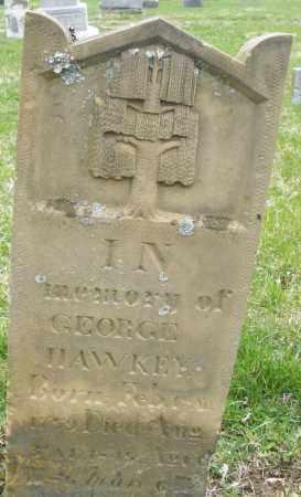 HAWKEY, GEORGE - Montgomery County, Ohio | GEORGE HAWKEY - Ohio Gravestone Photos