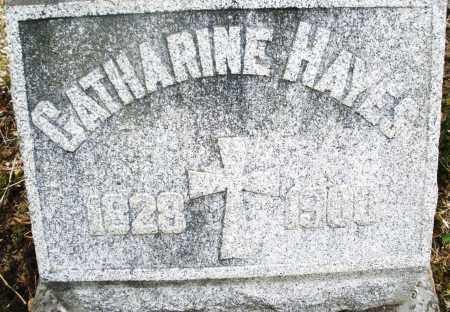HAYES, CATHARINE - Montgomery County, Ohio | CATHARINE HAYES - Ohio Gravestone Photos