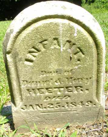 HEETER, INFANT - Montgomery County, Ohio | INFANT HEETER - Ohio Gravestone Photos