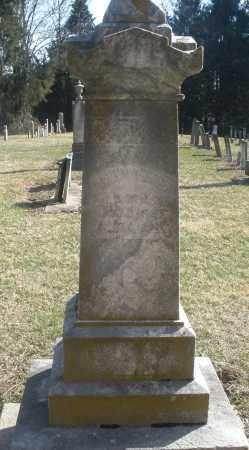 HEETER, MARY M. - Montgomery County, Ohio | MARY M. HEETER - Ohio Gravestone Photos