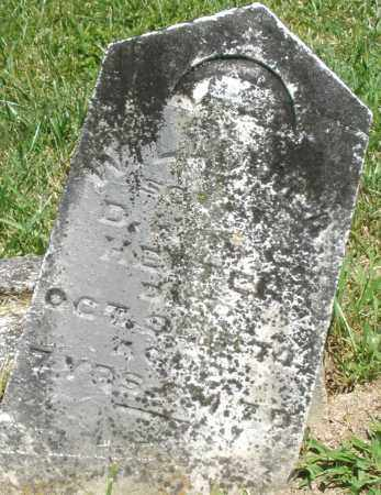 HEETER, WILLIAM - Montgomery County, Ohio | WILLIAM HEETER - Ohio Gravestone Photos
