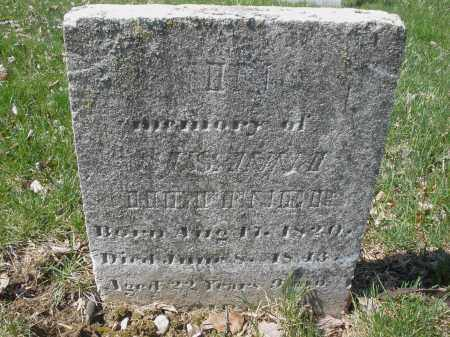 HEFFNER, SUSANNA - Montgomery County, Ohio | SUSANNA HEFFNER - Ohio Gravestone Photos