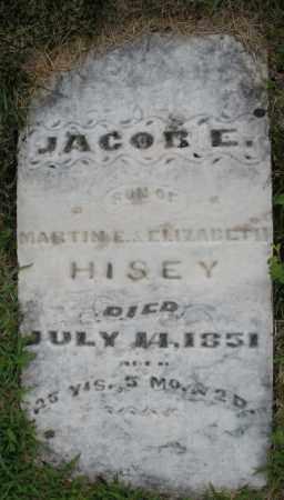 HEISEY, JACOB C. - Montgomery County, Ohio   JACOB C. HEISEY - Ohio Gravestone Photos