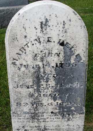 HEISEY, MARTIN E. - Montgomery County, Ohio | MARTIN E. HEISEY - Ohio Gravestone Photos