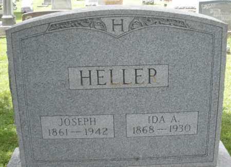 HELLER, JOSEPH - Montgomery County, Ohio | JOSEPH HELLER - Ohio Gravestone Photos