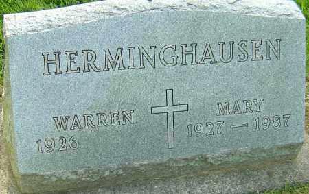 HERMINGHAUSEN, MARY - Montgomery County, Ohio | MARY HERMINGHAUSEN - Ohio Gravestone Photos
