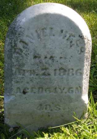 HESS, DANIEL - Montgomery County, Ohio | DANIEL HESS - Ohio Gravestone Photos