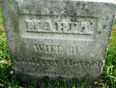 HETZEL, MARIA - Montgomery County, Ohio | MARIA HETZEL - Ohio Gravestone Photos