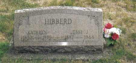 NOSSETT HIBBERD, KATHRYN - Montgomery County, Ohio | KATHRYN NOSSETT HIBBERD - Ohio Gravestone Photos
