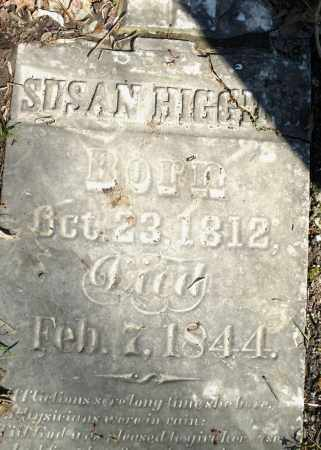 HIGGINS, SUSAN - Montgomery County, Ohio | SUSAN HIGGINS - Ohio Gravestone Photos