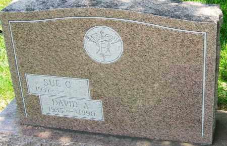 HILL, DAVID A - Montgomery County, Ohio | DAVID A HILL - Ohio Gravestone Photos