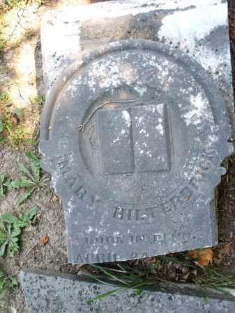 HILTERBRICK, MARY - Montgomery County, Ohio   MARY HILTERBRICK - Ohio Gravestone Photos
