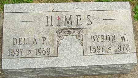 PINE HIMES, DELLA - Montgomery County, Ohio   DELLA PINE HIMES - Ohio Gravestone Photos