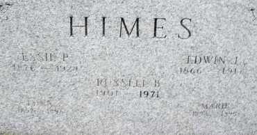 HIMES, MARIE - Montgomery County, Ohio | MARIE HIMES - Ohio Gravestone Photos