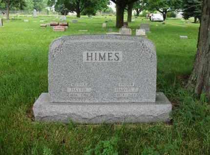 HIMES, HATTIE - Montgomery County, Ohio | HATTIE HIMES - Ohio Gravestone Photos
