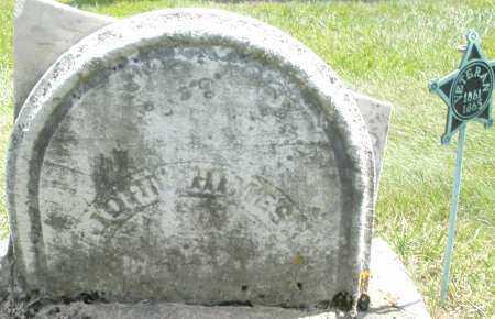 HIMES, JOHN - Montgomery County, Ohio   JOHN HIMES - Ohio Gravestone Photos