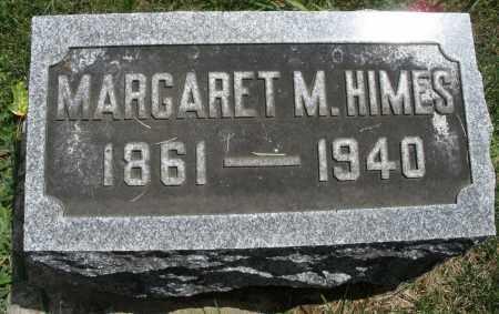 HIMES, MARG - Montgomery County, Ohio | MARG HIMES - Ohio Gravestone Photos