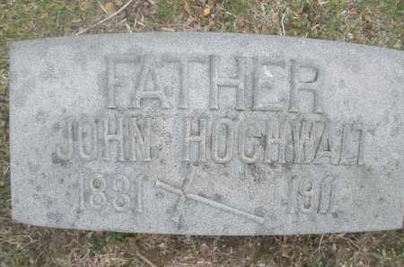 HOCHWALT, JOHN - Montgomery County, Ohio   JOHN HOCHWALT - Ohio Gravestone Photos