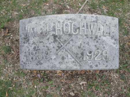 HOCHWALT, WILLIAM J. - Montgomery County, Ohio | WILLIAM J. HOCHWALT - Ohio Gravestone Photos
