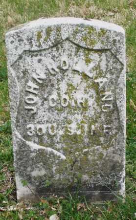 HOLLAND, JOHN - Montgomery County, Ohio   JOHN HOLLAND - Ohio Gravestone Photos