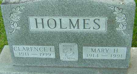 HOLMES, MARY H - Montgomery County, Ohio | MARY H HOLMES - Ohio Gravestone Photos