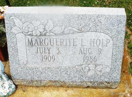 HOLP, MARGUERITE L. - Montgomery County, Ohio | MARGUERITE L. HOLP - Ohio Gravestone Photos