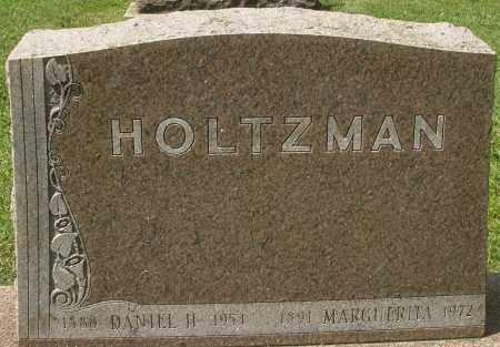 HOLTZMAN, DANIEL H. - Montgomery County, Ohio | DANIEL H. HOLTZMAN - Ohio Gravestone Photos