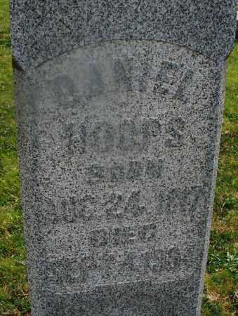 HOOPS, DANIEL - Montgomery County, Ohio | DANIEL HOOPS - Ohio Gravestone Photos