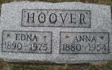 HOOVER, ANNA - Montgomery County, Ohio | ANNA HOOVER - Ohio Gravestone Photos