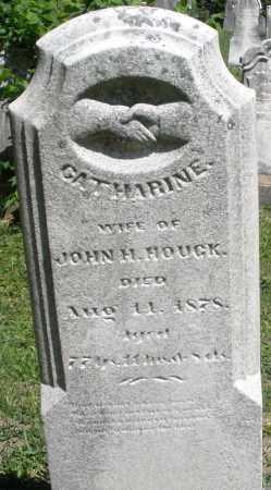 HOUCK, CATHARINE - Montgomery County, Ohio   CATHARINE HOUCK - Ohio Gravestone Photos