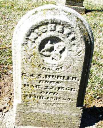 HUBLER, MICHAEL - Montgomery County, Ohio   MICHAEL HUBLER - Ohio Gravestone Photos