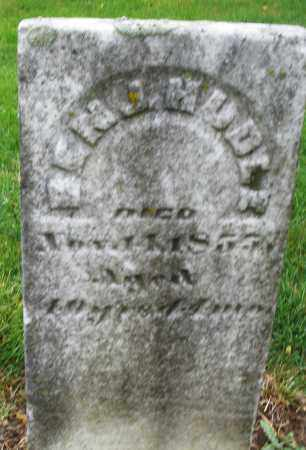 HUDLE, BENJAMIN - Montgomery County, Ohio | BENJAMIN HUDLE - Ohio Gravestone Photos