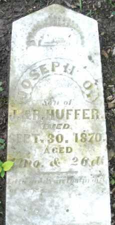 HUFFER, JOSEPH O. - Montgomery County, Ohio | JOSEPH O. HUFFER - Ohio Gravestone Photos