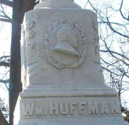 HUFFMAN, WILLIAM - Montgomery County, Ohio   WILLIAM HUFFMAN - Ohio Gravestone Photos
