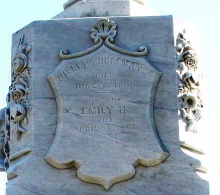 HUFFMAN, WILLIAM - Montgomery County, Ohio | WILLIAM HUFFMAN - Ohio Gravestone Photos
