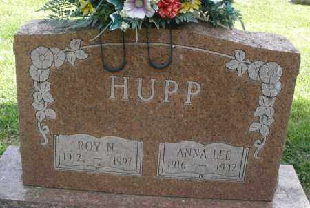 HUPP, ROY N. - Montgomery County, Ohio | ROY N. HUPP - Ohio Gravestone Photos