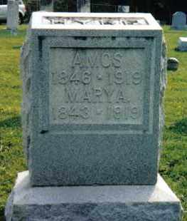 HYRE, MARYA - Montgomery County, Ohio | MARYA HYRE - Ohio Gravestone Photos