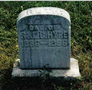 HYRE, RUTH - Montgomery County, Ohio   RUTH HYRE - Ohio Gravestone Photos