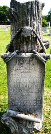 ISLER, CHARLES - Montgomery County, Ohio | CHARLES ISLER - Ohio Gravestone Photos