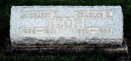 IZOR, CHARLES E. - Montgomery County, Ohio   CHARLES E. IZOR - Ohio Gravestone Photos