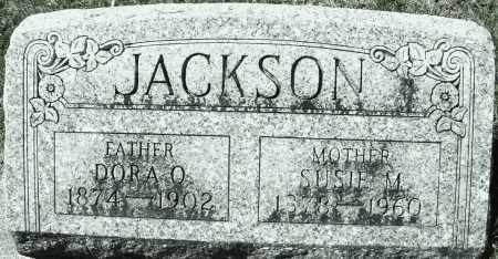 JACKSON, DORA O. - Montgomery County, Ohio   DORA O. JACKSON - Ohio Gravestone Photos