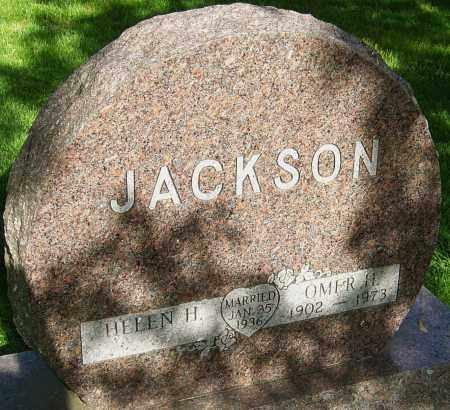 JACKSON, OMER H - Montgomery County, Ohio   OMER H JACKSON - Ohio Gravestone Photos