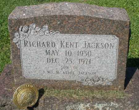 JACKSON, RICHARD KENT - Montgomery County, Ohio | RICHARD KENT JACKSON - Ohio Gravestone Photos