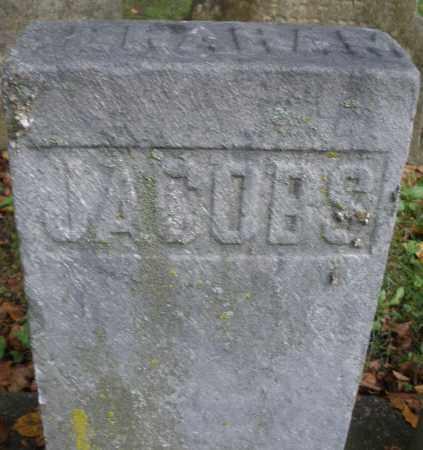 JACOBS, ABRAHAM - Montgomery County, Ohio | ABRAHAM JACOBS - Ohio Gravestone Photos