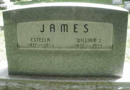 JAMES, ESTELLA - Montgomery County, Ohio | ESTELLA JAMES - Ohio Gravestone Photos
