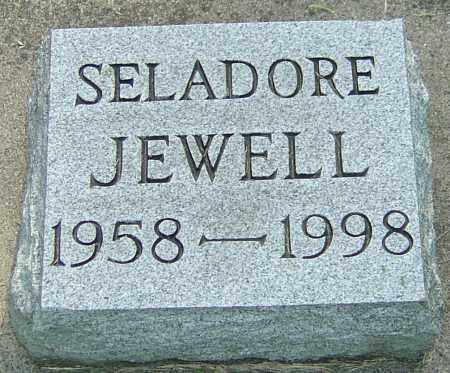 JEWELL, SELADORE - Montgomery County, Ohio   SELADORE JEWELL - Ohio Gravestone Photos
